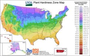The 2012 USDA Plant Hardiness Zone Map